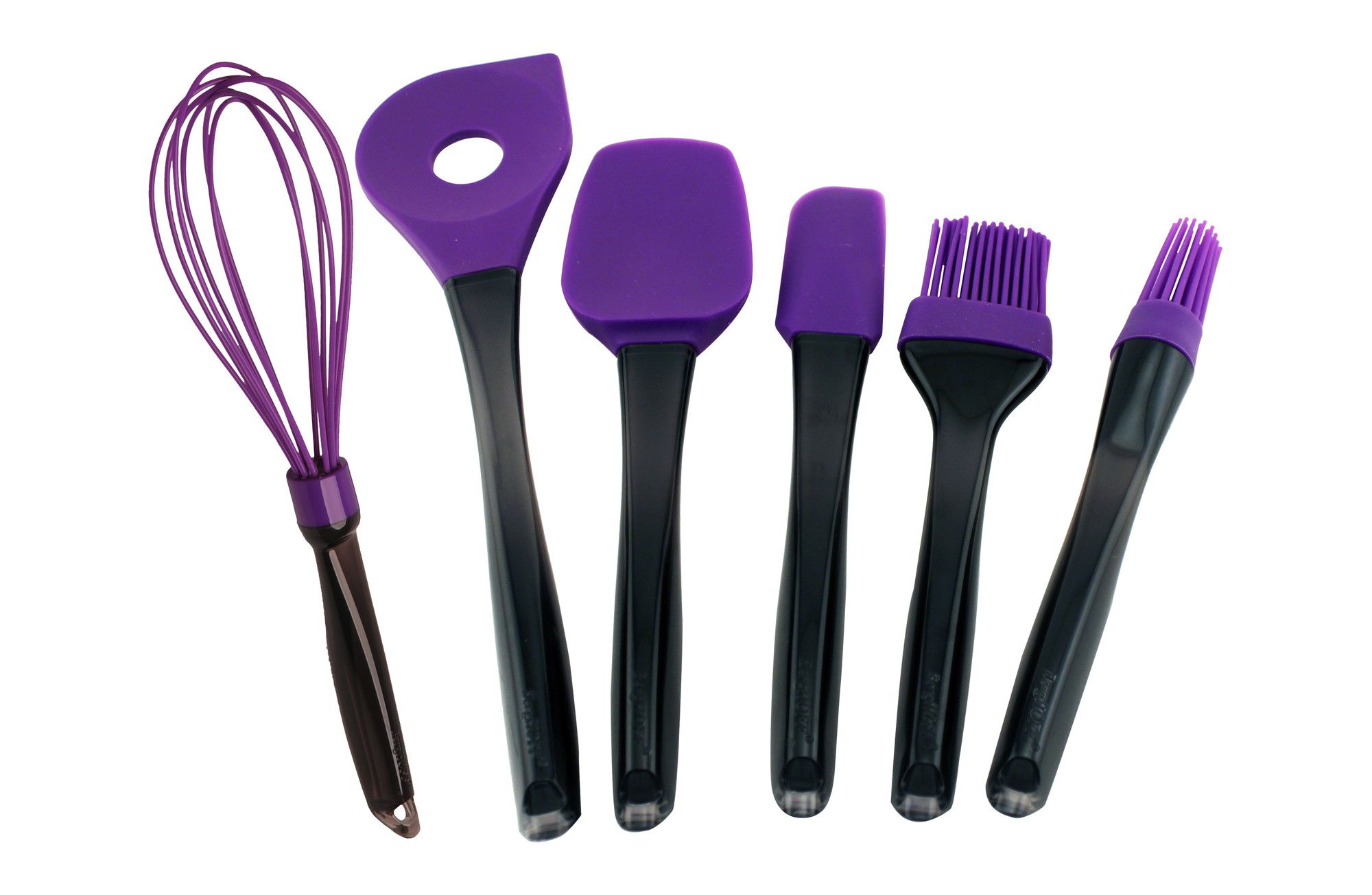 Lila Küchenutensilien Geminis 6 Piece Kitchen Utensil Set Products Pinterest