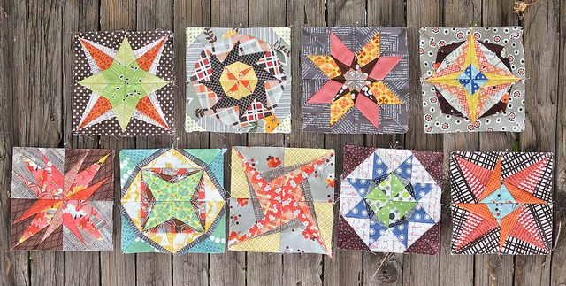 Kitchen Table Quilting Blogspot - lots of great ideas and tips on this blog.