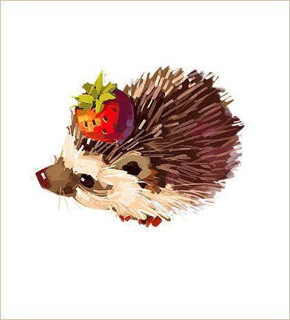 고슴도치 : Hedgehog