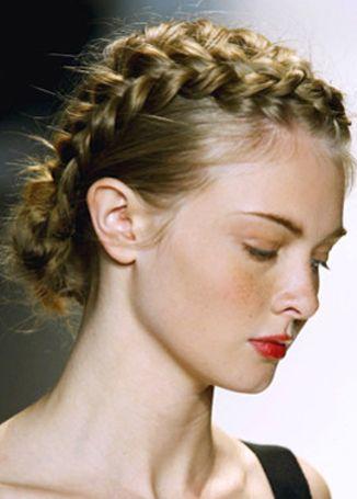 Estilos y más: Peinados Modernos con Trenzas