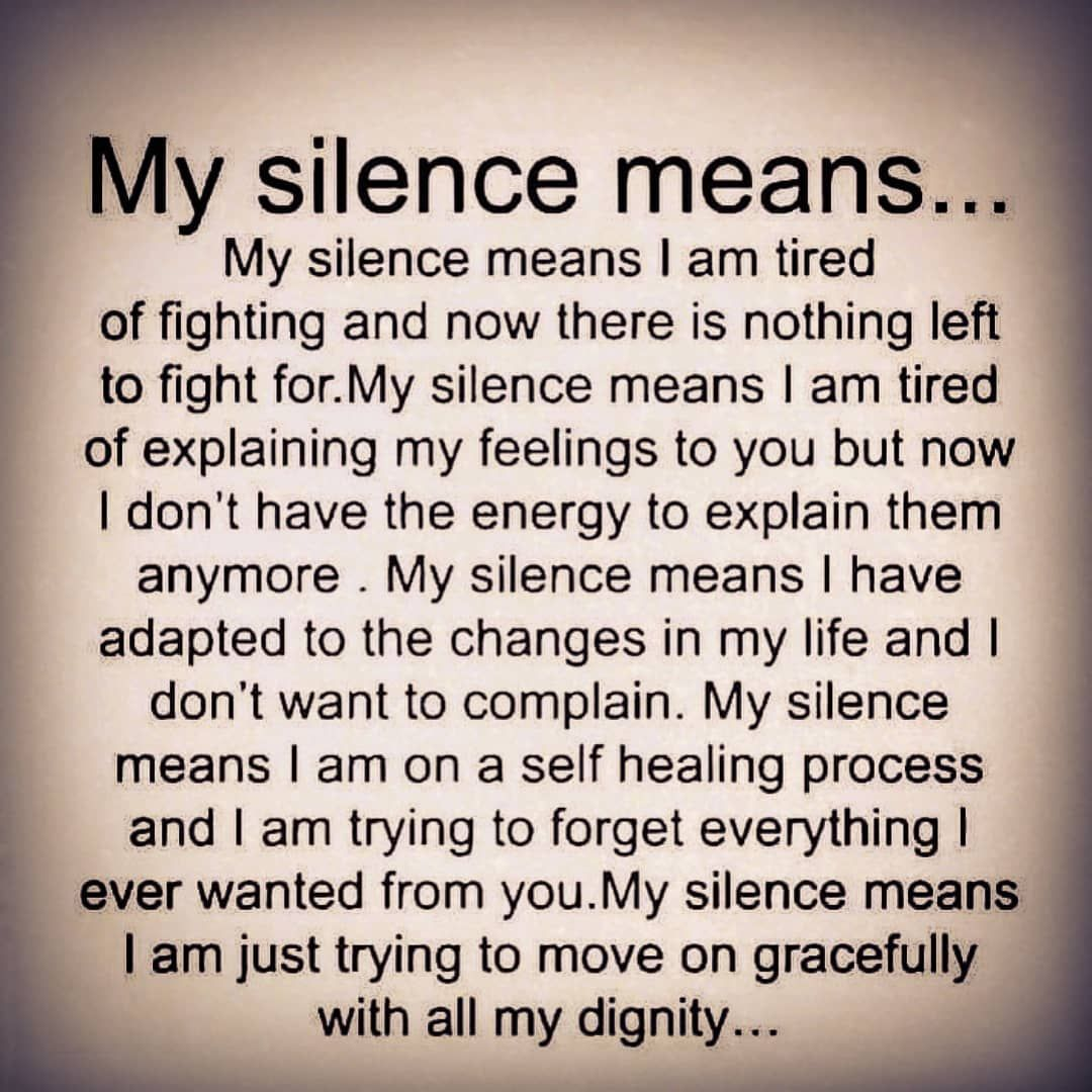Life Love Poetry Quotes On Instagram Who Relates Wise Words Quotes My Silence Quotes Silence Quotes