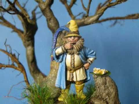 """""""Old Tom Bombadil was a merry fellow;  bright blue his jacket was and his boots were yellow, green were his girdle and his breeches all of leather; he wore in his tall hat a swan-wing feather...""""  JRR Tolkien"""