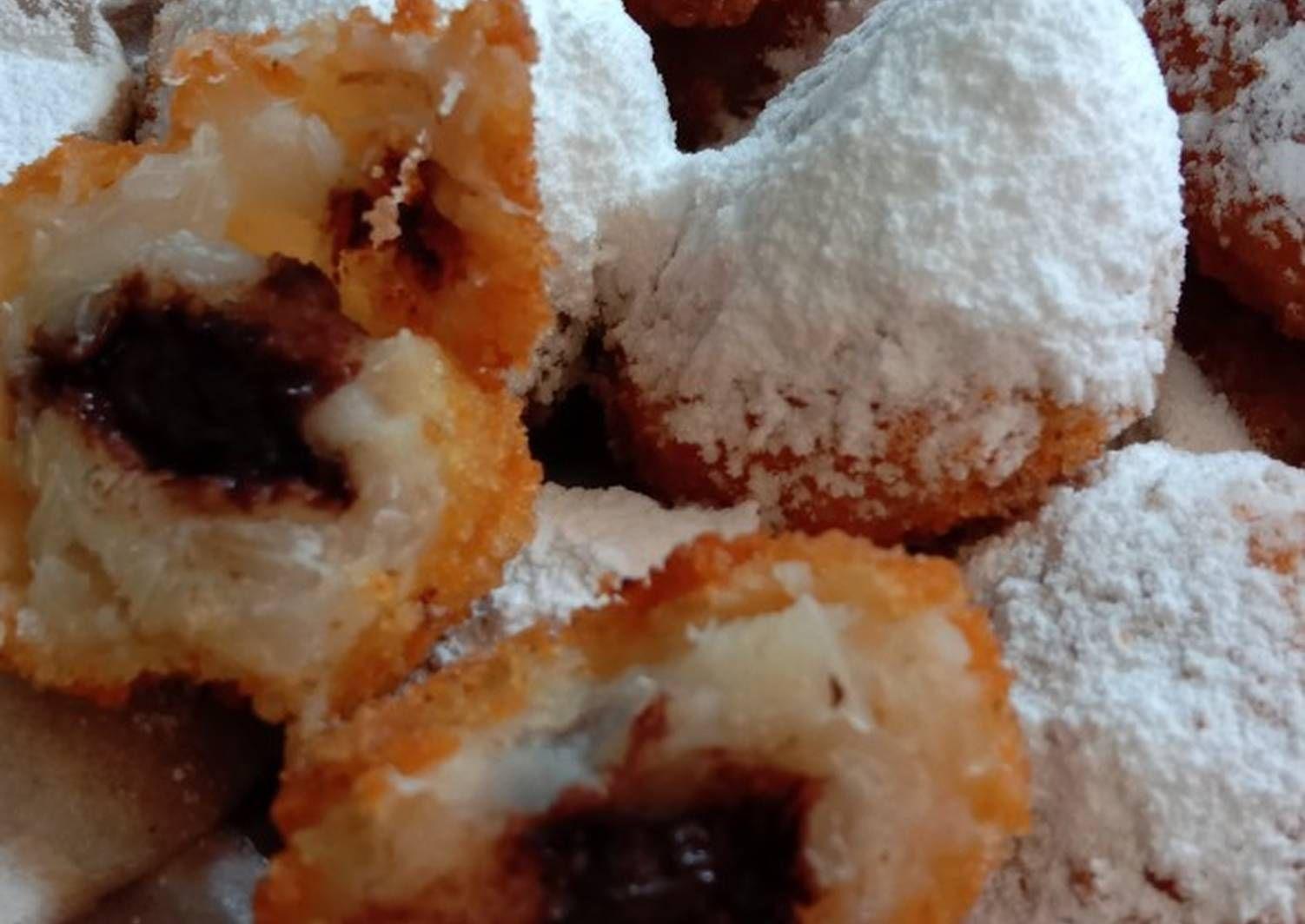 Resep Bola Bola Singkong Coklat Oleh Wiwin Uhrowia Resep Resep Coklat Masakan