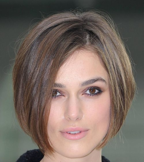 93 Of The Best Hairstyles For Fine Thin Hair For 2019 Be Trendsetter Short Hair Styles For Round Faces Oval Face Hairstyles Bob Hairstyles For Fine Hair