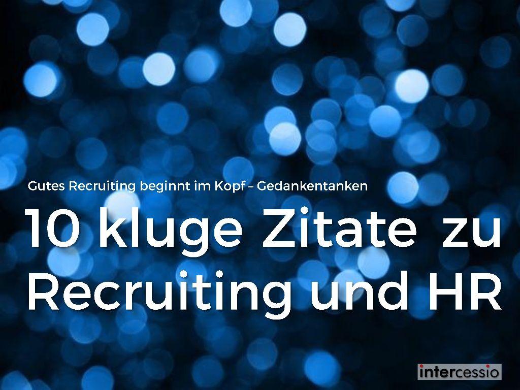 Malerisch Kluge Zitate Beste Wahl 10 Für Recruiting Und Hr #hrzitate Http://t.co