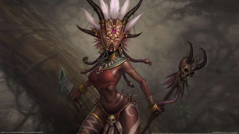 Diablo 3 Wallpaper Or Background 22