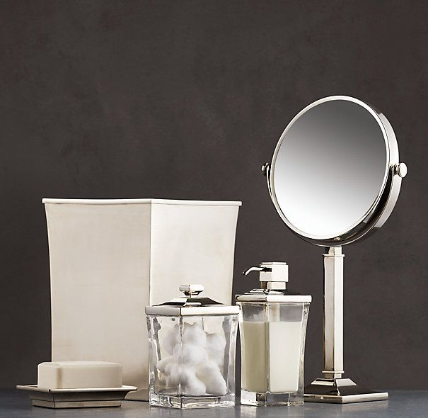 Dillon Accessories | Countertop | Restoration Hardware. Bathroom Accessories  SetsBathroom SetsMaster ...