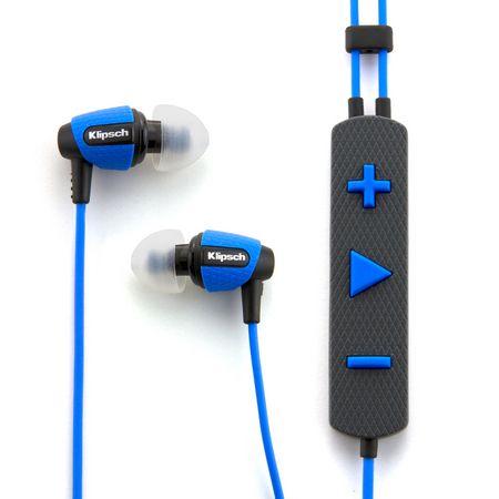 Klipsch Image S4i Rugged Highly Rated Earphone Toughens Up Best Running Headphones Headphones In Ear Headphones