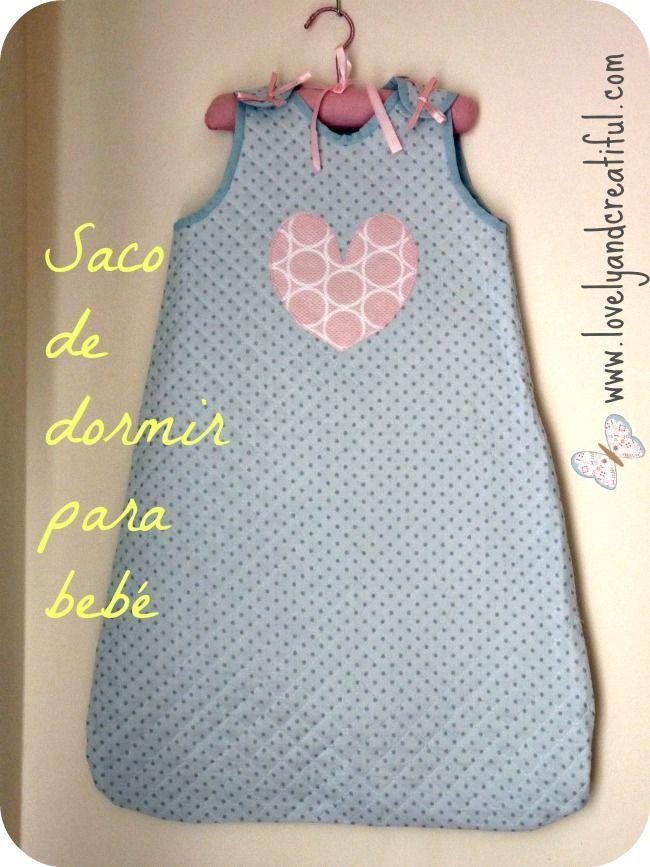 Ideas para hacer sacos de niños y sacos de bebés. Telas