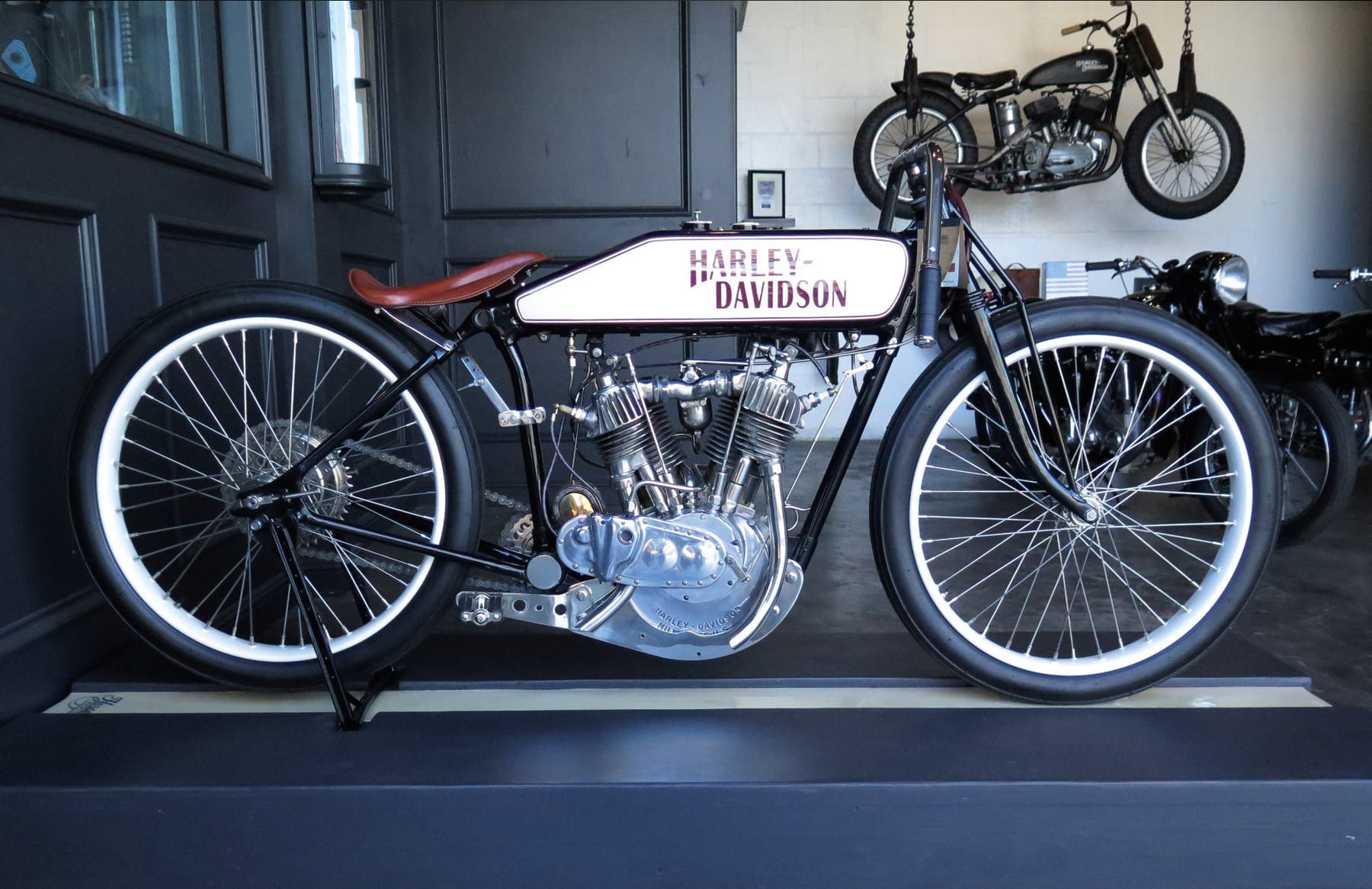We came across a number of interesting early #Harley