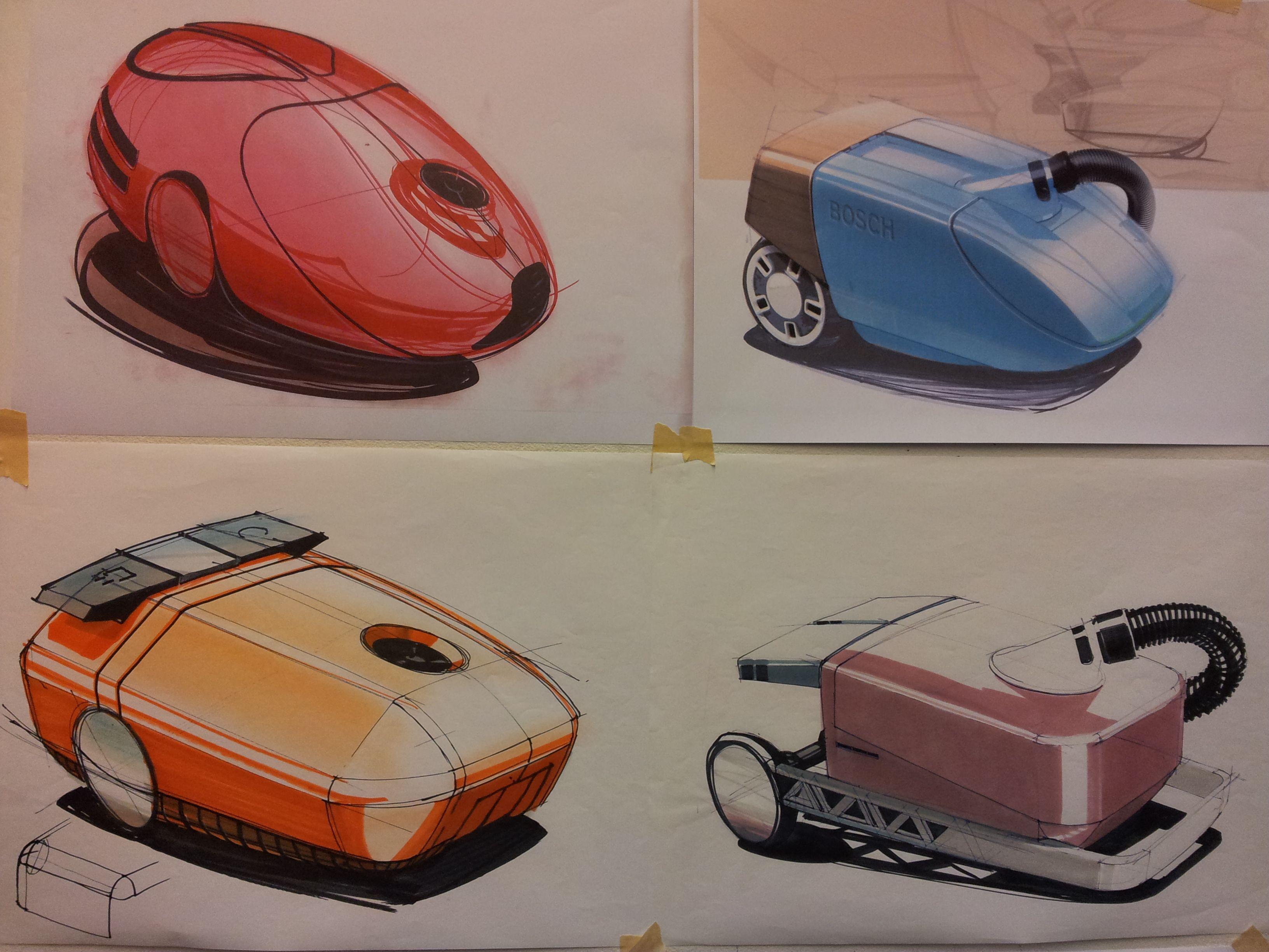 Vacuum exercise for Design Visualization Delft University of Technology