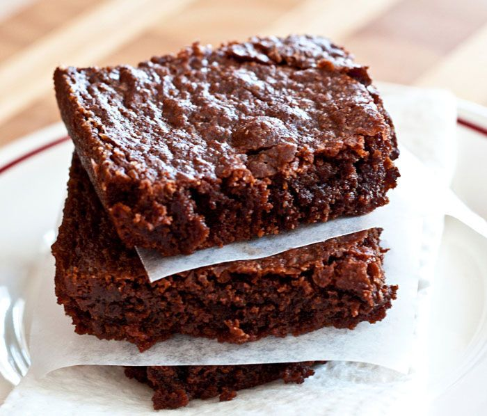 Hummingbird Bakery's Traditional Brownies