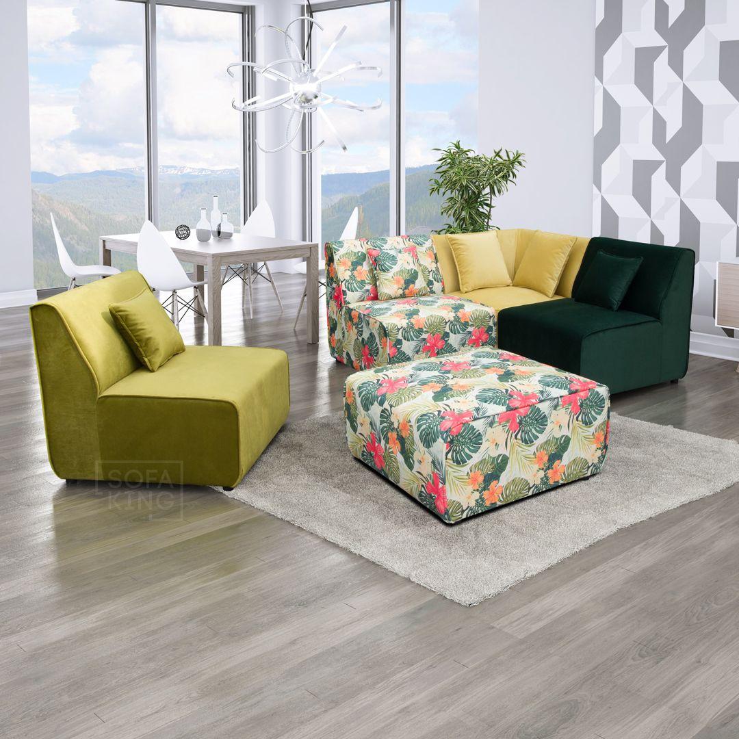 SWINY. Un sublime canapé moderne et modulable à souhait ...