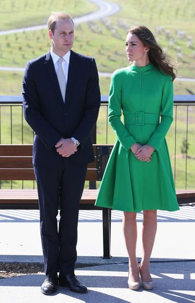 Kate Middleton Photos Photos - Catherine, Duchess of Cambridge and Prince…