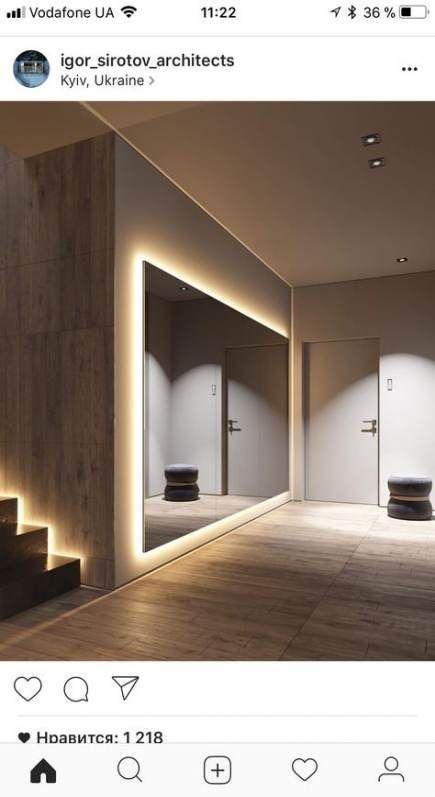 17+ Ideas For Fitness Interior Design Gym Mirror #fitness