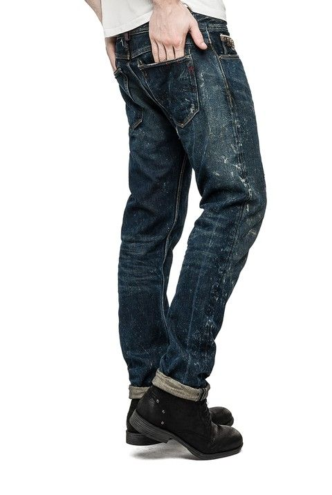 Jeans Man Slim Fit Replay Maestro Selection RONAS 946 506