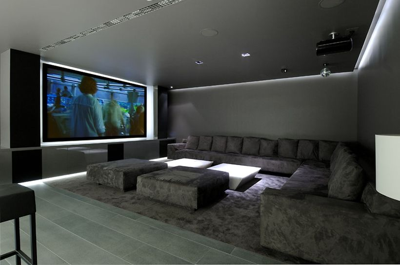 Modern Home Theater Google Search
