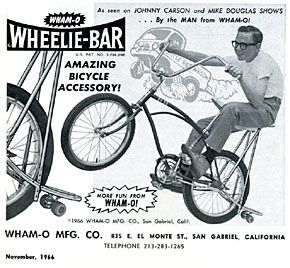 In The Trenches With Planet Bike Wham O Wheelie Bar Kids