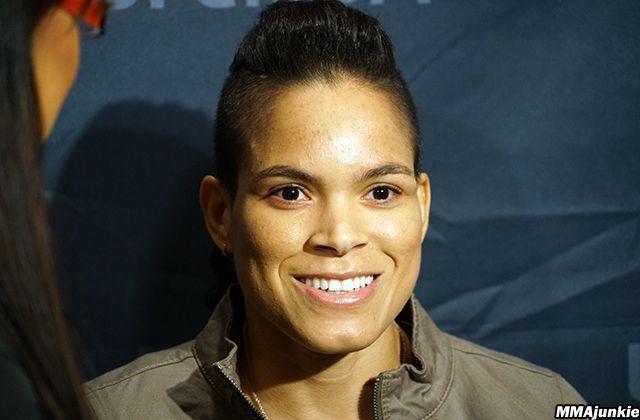 Amanda Nunes Brazilian Mixed Martial Arts Fighter And Ufc Champion
