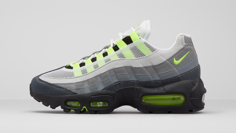 Nike Air Max 95 Neon (2013 Retro) Sneaker Freaker