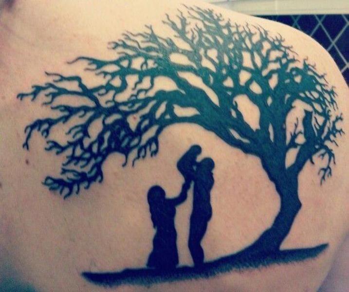 Tatuajes Con Significado De Familia Tatuajes Tatuajes De Familia