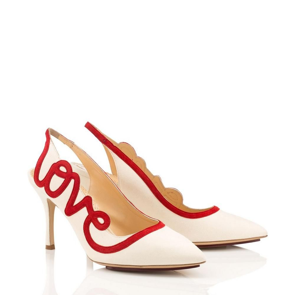 711bd584d Designer Shoes for Women. LOVE SHOES SLING BACK Charlotte Olympia SHOES