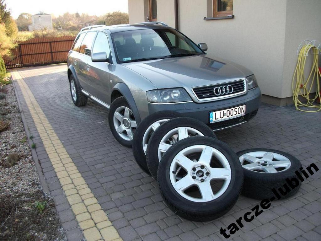 Audi A6 Allroad C5 2 5 Tdi 180km Quattro Xenony 4748098405 Oficjalne Archiwum Allegro Audi A6 Audi A6 Allroad Tdi