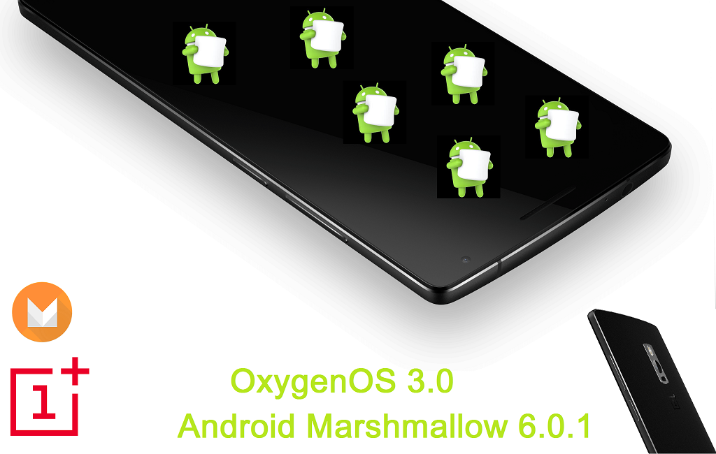 makersofandroid_oneplus Android, Marshmallow