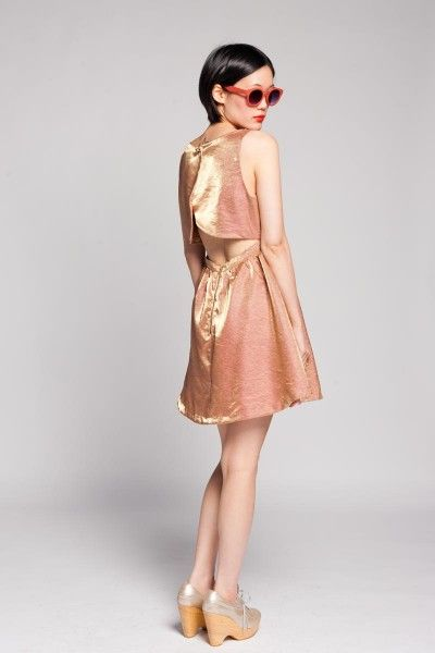 """in need of """"occasion"""" dress for summer, could i rock this? i'd dress it down also"""
