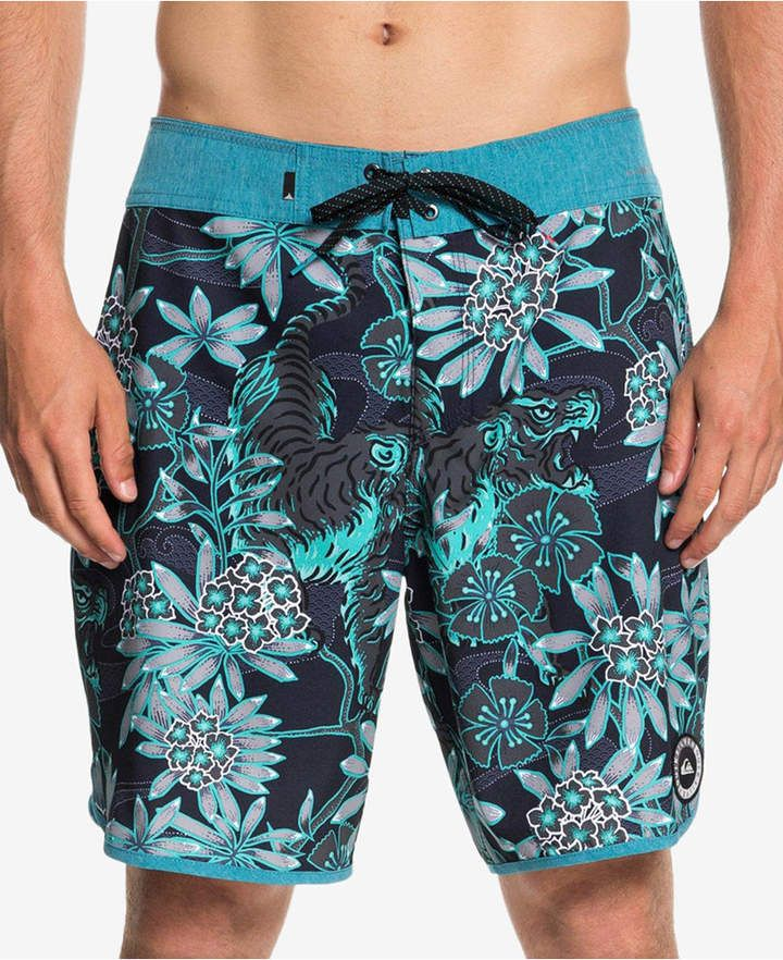 2f7b78c1dc3 Quiksilver Men's Highline Silent Fury 19 Board Shorts | Products in ...