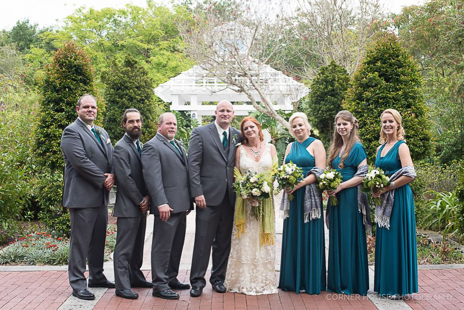 Leu gardens 310 lakeside wedding lakeside wedding