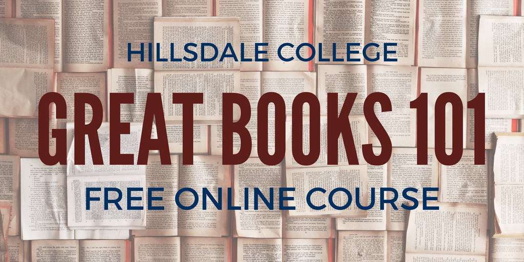 From ancient to medieval books, learn from Hillsdale