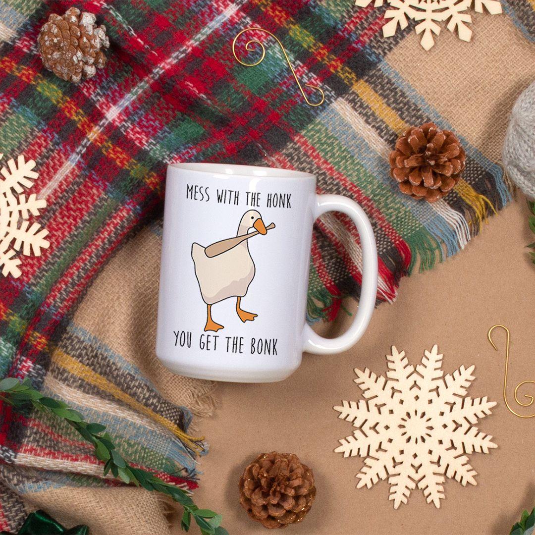 Park Art|My WordPress Blog_Mess With The Honk You Get The Bonk Mug