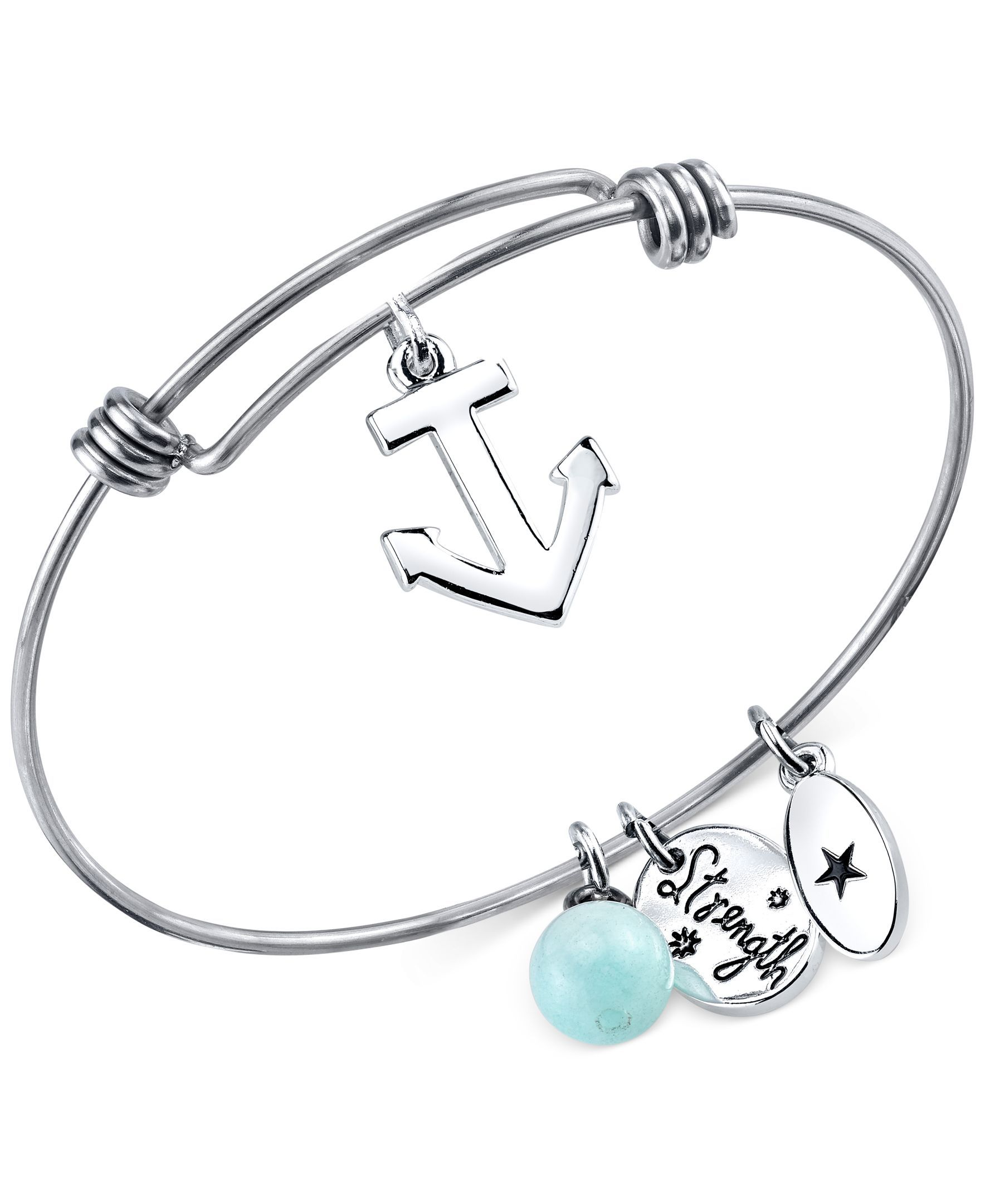 bracelets bangles kd bangle and cheerleader eg cheer name pom steel engraved stainless jewelry charm