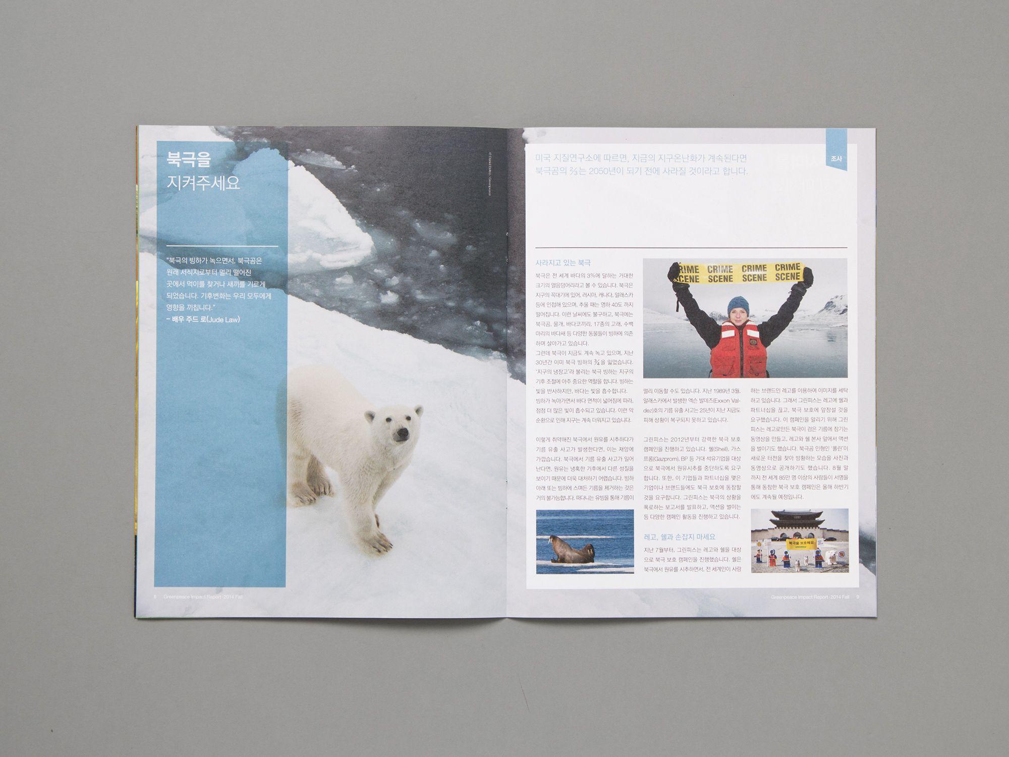 Greenpeace Impact Report