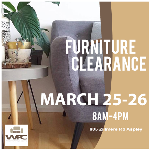 WFC, A Renowned Furniture House Is Going To Display Their Best Collection  In This Furniture Clearance Sale.