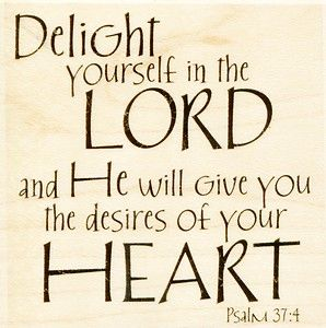 Wisdom Nugget 5 God Will Grant The Desires Of Your Heart If