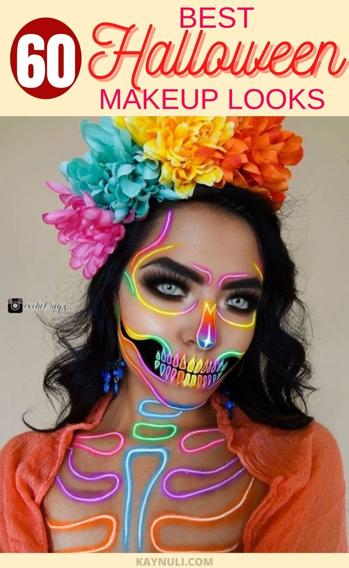 60+ Halloween Makeup Looks That Will Inspire You KAYNULI