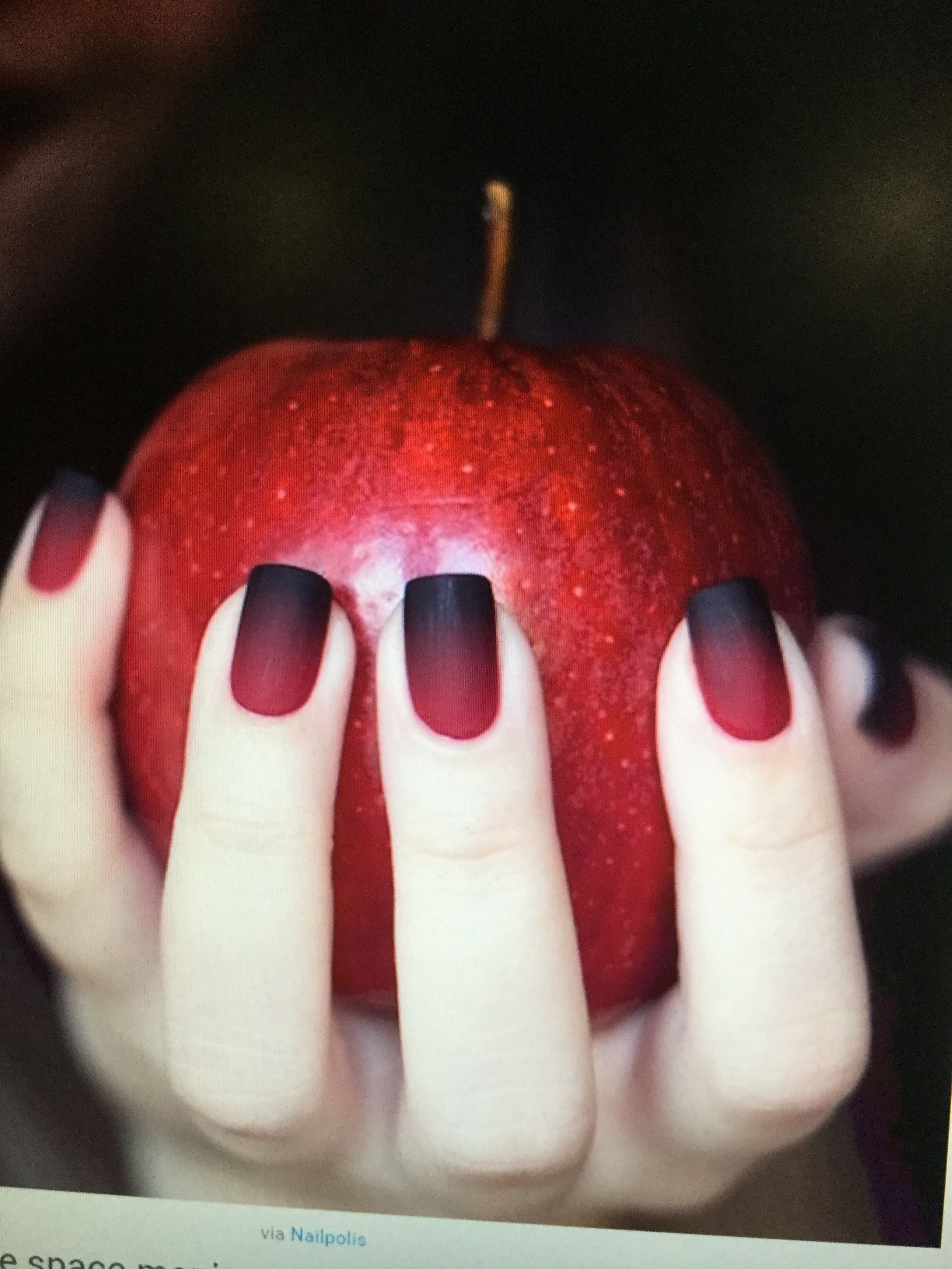 Degraded | Bella | Pinterest | Fingernail polish designs, Manicure ...