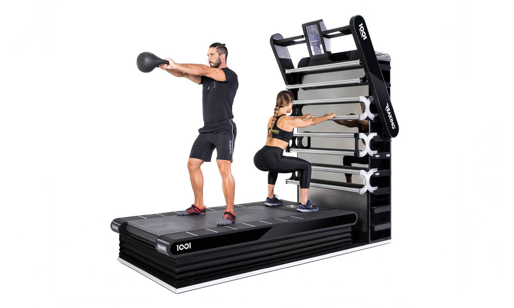 One Infinity One Self Sanitizing Multi Functional Station In Only 4sqm In 2021 Strength And Conditioning Coach Strength Conditioning Sports
