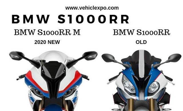 Bmw S1000rr Old And New 2020 Bmw S1000rr Comparison Bmw S1000rr Bmw Motorcycle Culture
