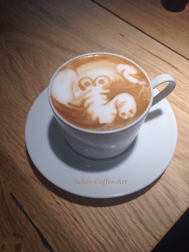 Elefant Cappuccino