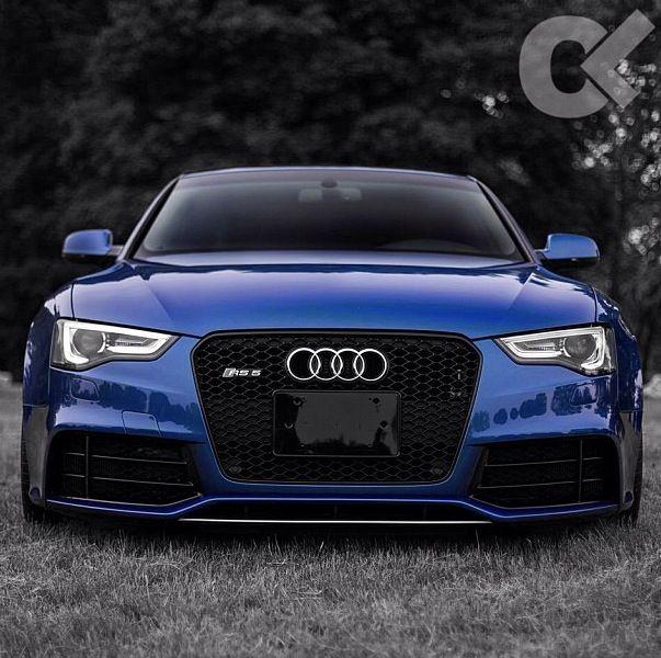 That Colour...maigaddddd~ Audi S5