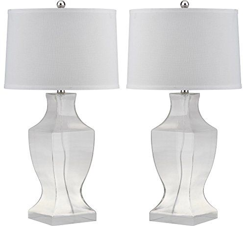 Shop our entire selection of lighting including this safavieh glass bottom table lamp set at kohls
