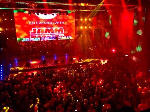 Jamm Fm live vanuit Escape Amsterdam.