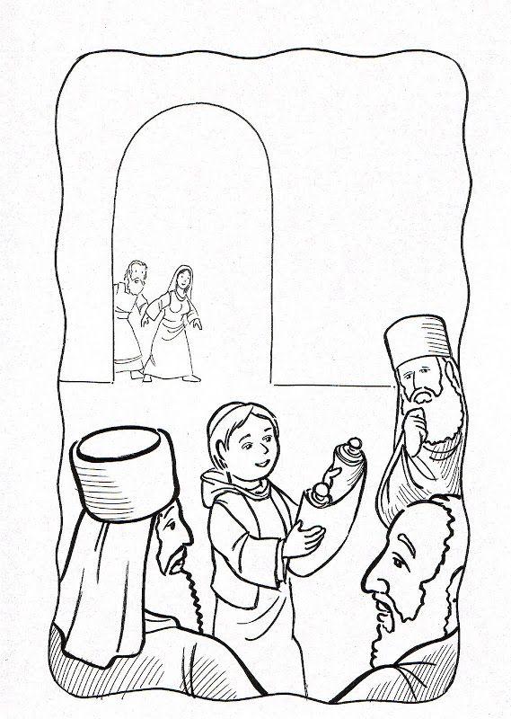 Dibujos para colorear religiosos dibujos pintar católicos cristianos ...