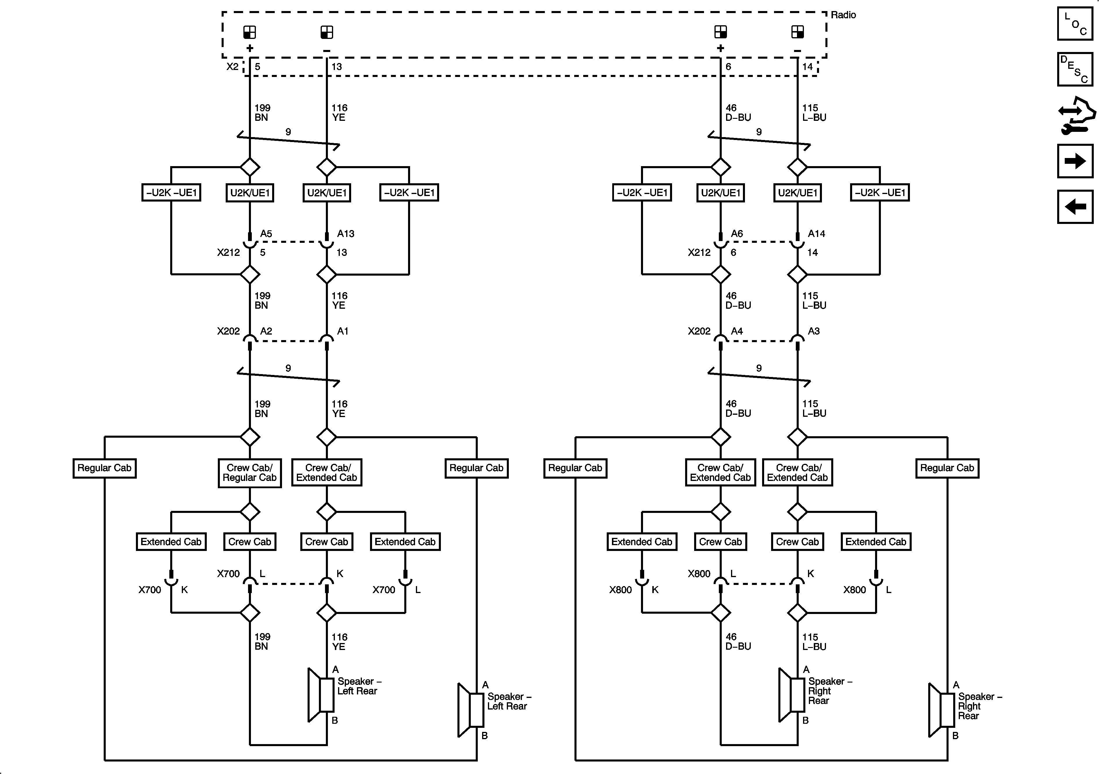 2006 Chevy Silverado Trailer Wiring Diagram in 2020 ...