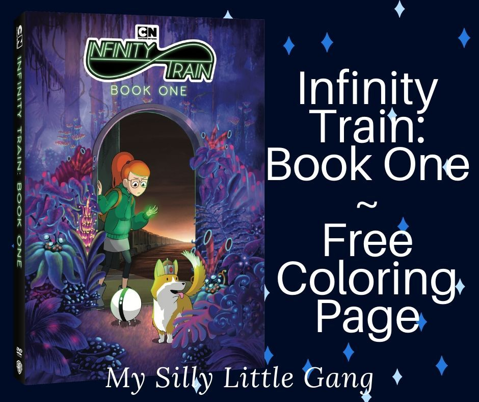 Infinity Train Book One Free Downloadable Coloring Page Wbhomeent Sponsored Mysillylittlegang My Silly Little Gang Coloring Pages Online Video Games Train Book