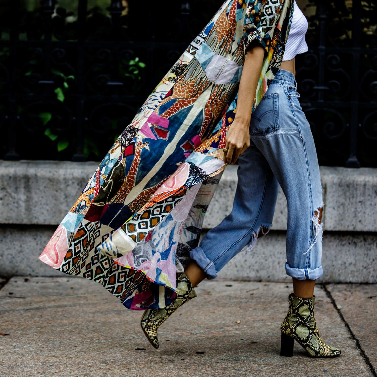 See the Best Street Style From New York Fashion Week