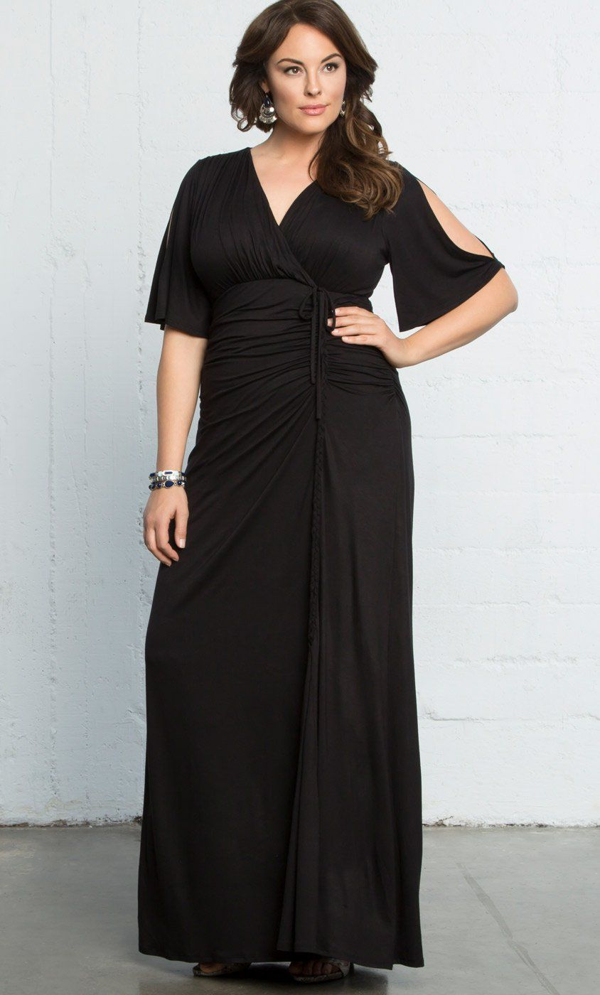 Check out the deal on bella braided maxi dresssale at kiyonna